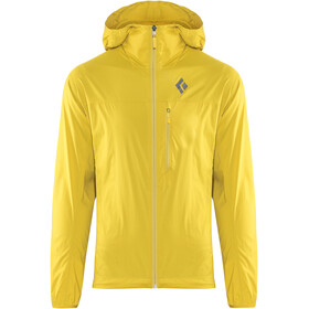 Black Diamond Alpine Start Giacca Uomo giallo